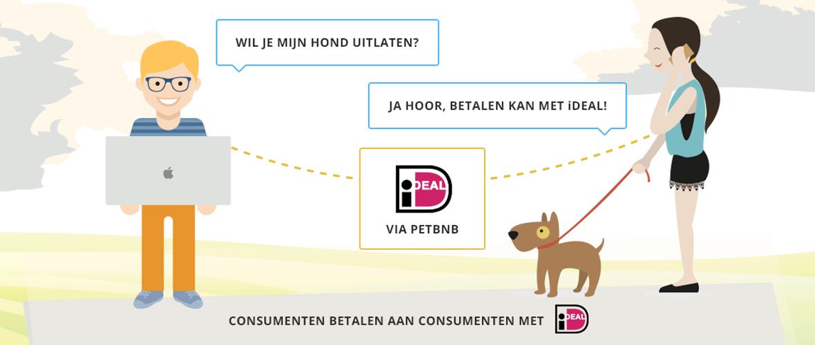 petbnb-online-betaalplatform-primeur-met-c2c-ideal-betalingen